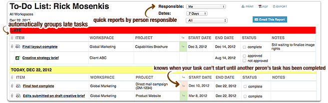 Project Management Software for Mac Users | WorkZone